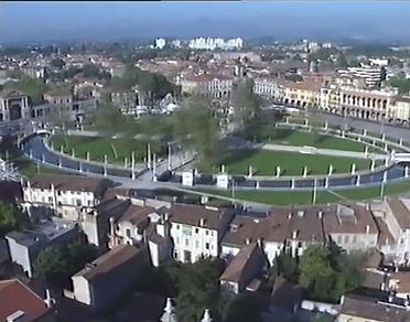 Падуя Площадь Прато делла Валле