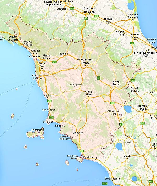 Экскурсии по городам Северной Италии