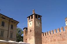 Верона. Замок Кастельвеккьо