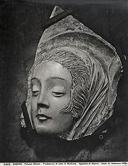 Голова Мадонны