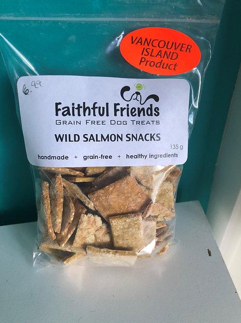 Faithful Friends Wild salmon 135g
