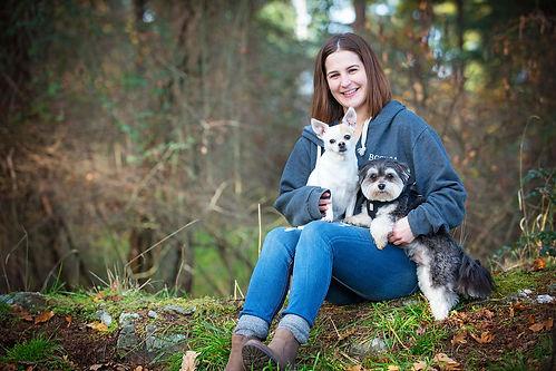 Danika and pups.jpg