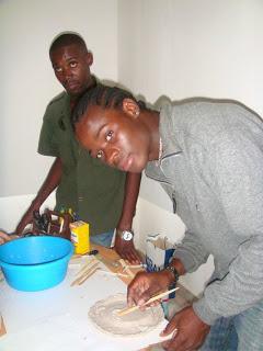 workshop em Luanda