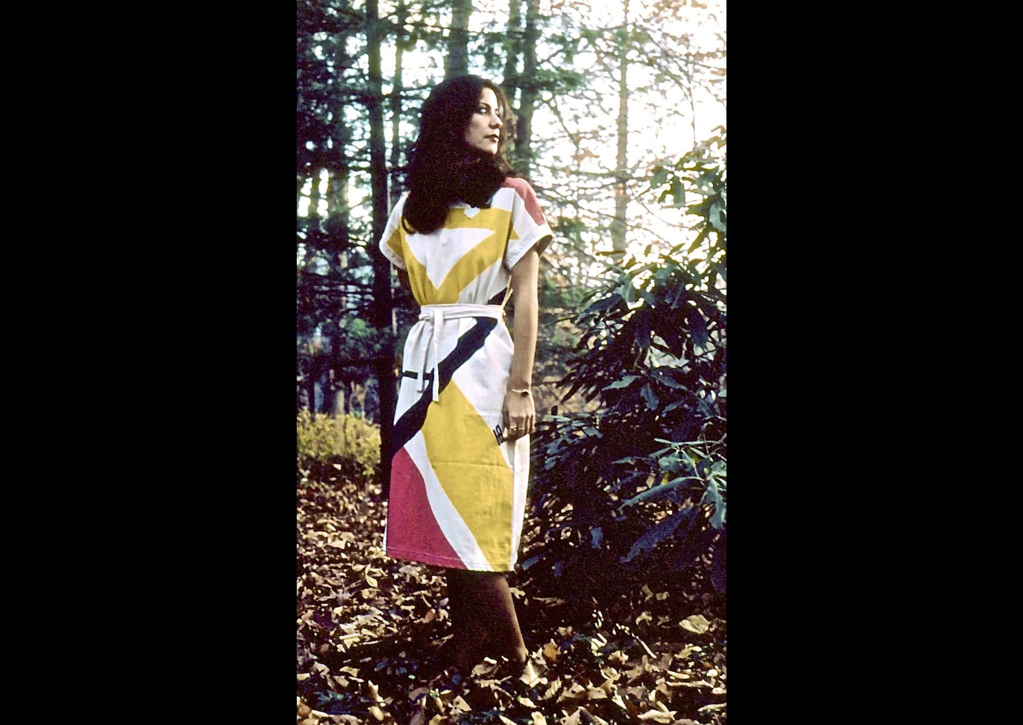 Vestidos - Década de 1980