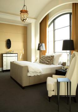Shon Parker St. Regis Master Bedroom