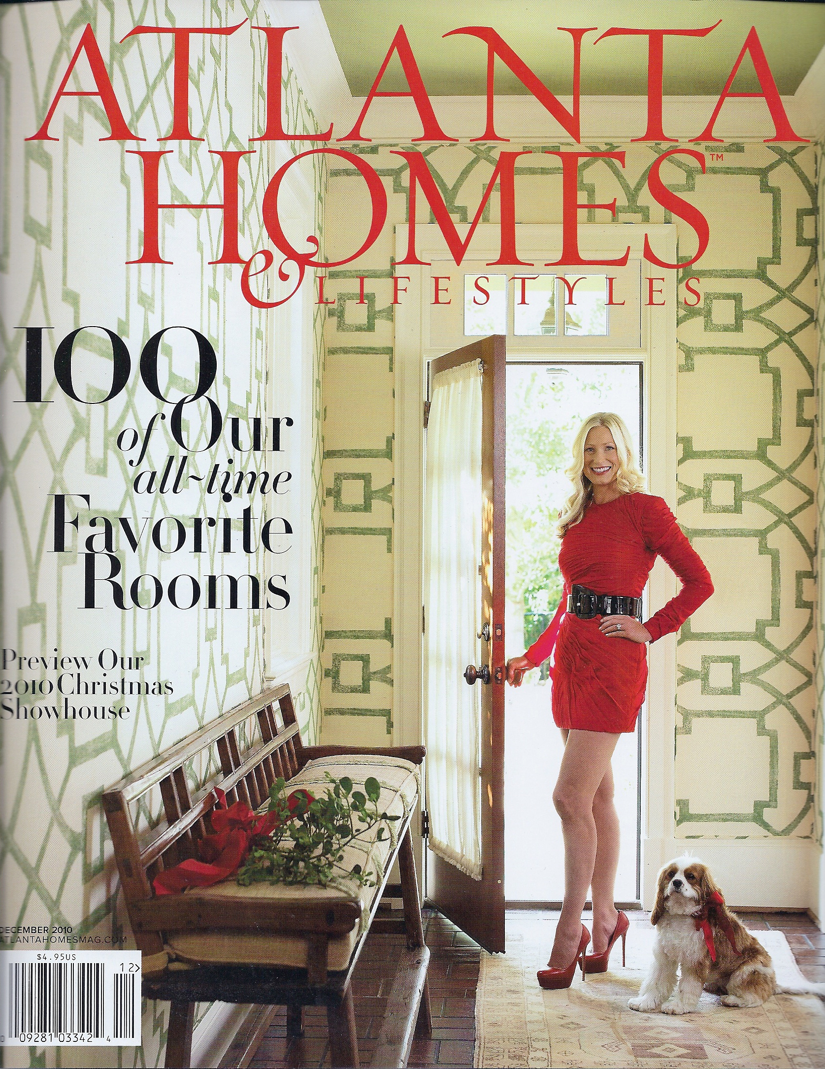 Atlanta Homes & LifeStyles December 2010