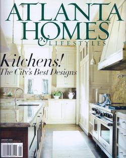Atlanta Homes Sept 2009 cover