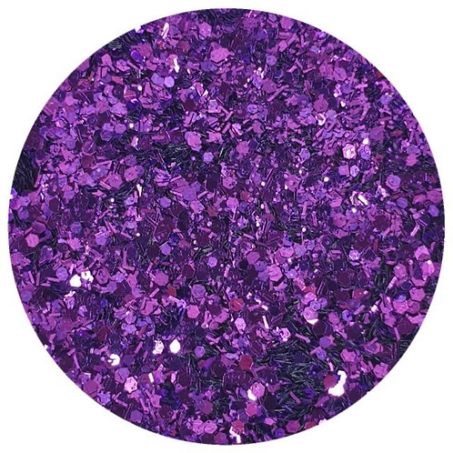 Glitter Mix, Purple Rain