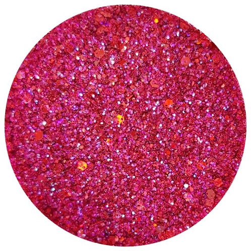 Glittermix, Raspberry by Solin