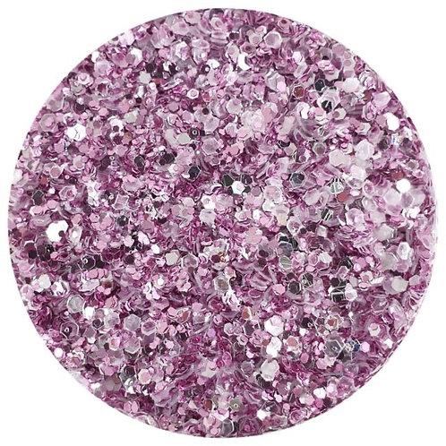 Glitter Mix Lavender Ice