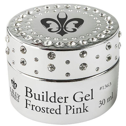 Builder Gel Frosted Pink