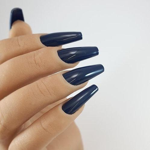 Buisness blue