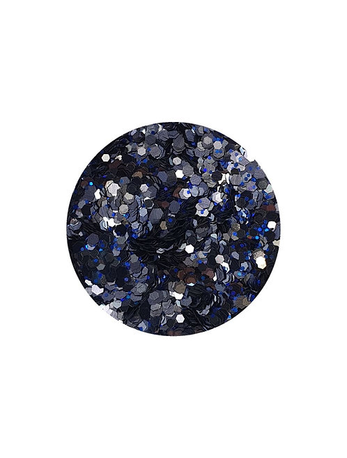Glitter Mix Business Blue