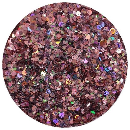 Glitter Mix, Fru Tamnes