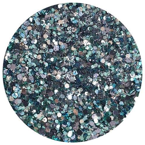 Glittermix, Smoky Stone by Solin