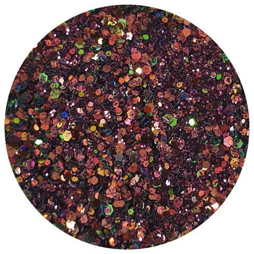 Glittermix, Espresso by Solin