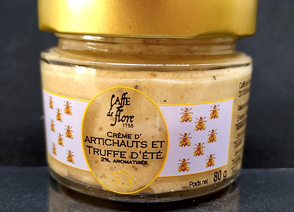 Crème d'artichauts et truffe d'été 80g