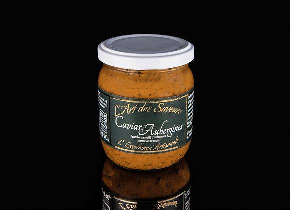 Caviar d'aubergines 190g