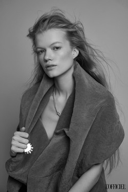 Madeleine Iconic L'Officiel Lithuania