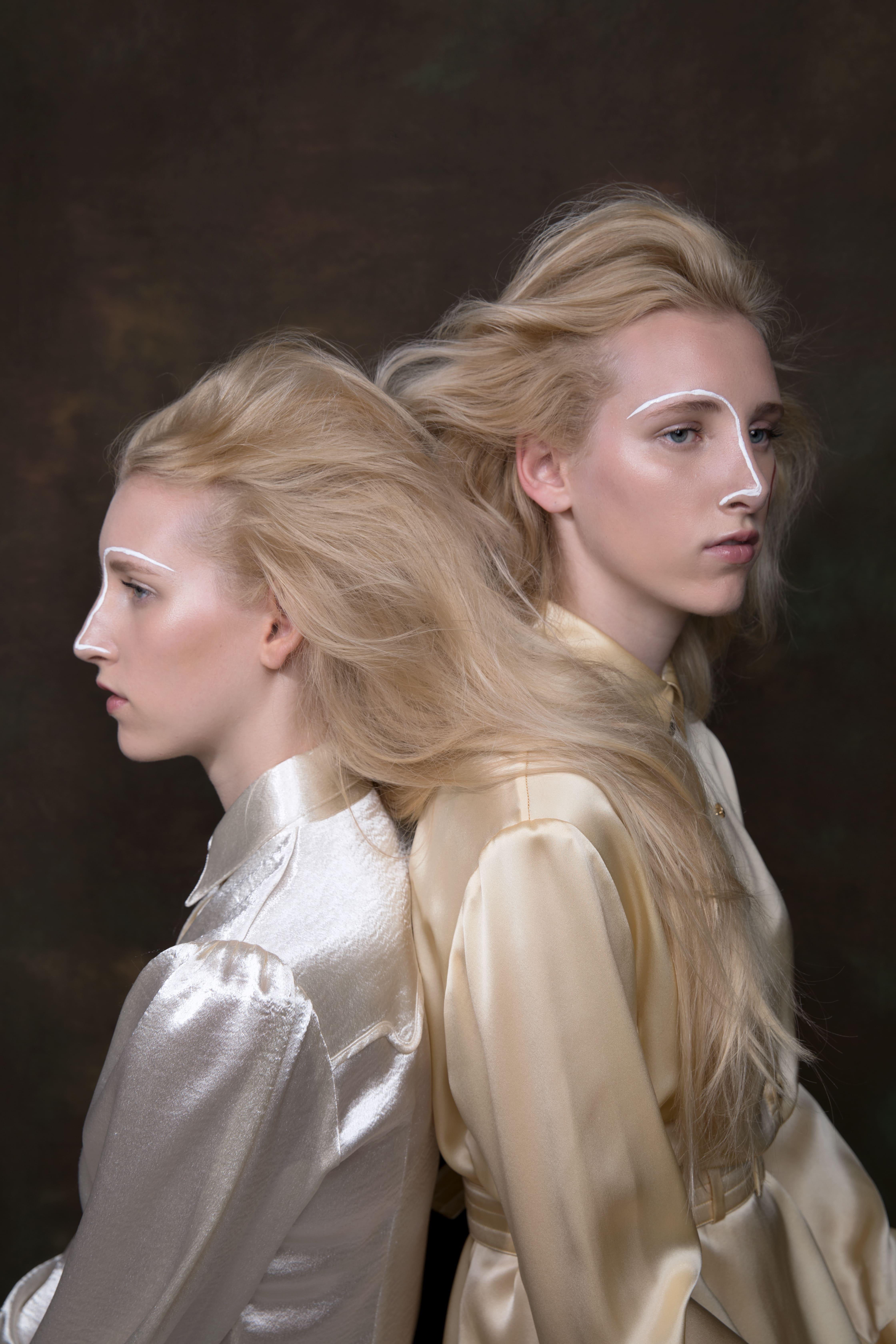 Spitzner Zwillinge Mega Model Agency