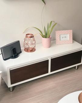 Mueble auxiliar o de TV muy útil para es