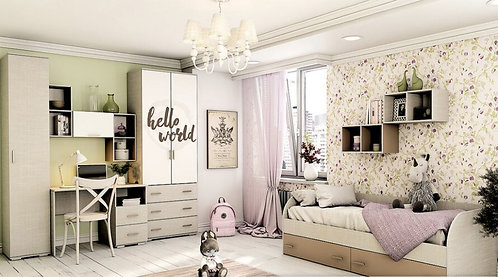 Комплект детской мебели Морис