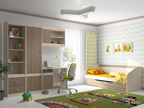 Комплект детской мебели Паскаль №2