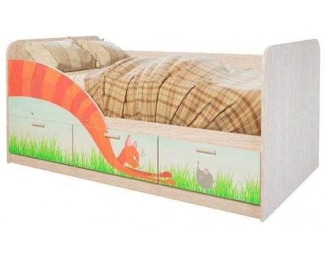 Кровать. Детская Минима №2