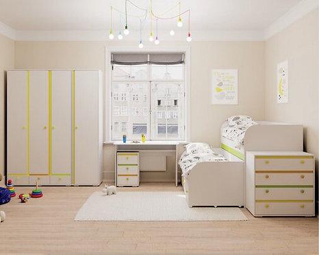 Комплект детской мебели Мамба