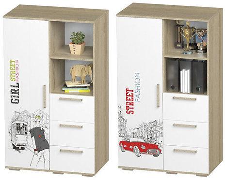 Шкаф. Комплект детской мебели Сенди