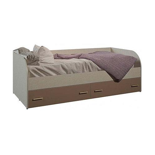 Кровать с ящиками. Комплект детской мебели Морис