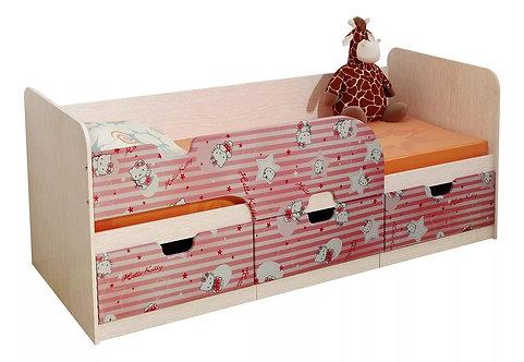 Кровать. Детская Минима №3