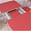 Thumbnail: Стол обеденный раздвижной Пристенный