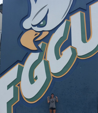 Congratulations to Stephanie Starr on her commitment to Florida Gulf Coast University!