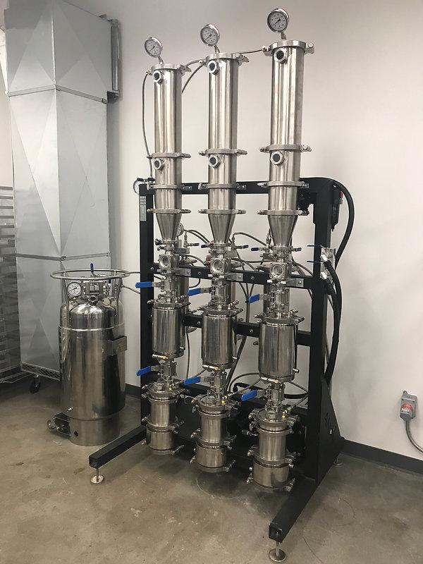 Anion USA extractor