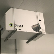 Quest dehumidifiers keep our climate under control