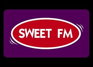 LOGO SWEET FM TLM COULEUR (AVEC FOND) SA