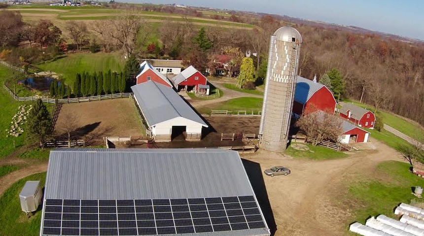 20.7 kW Roof Mount