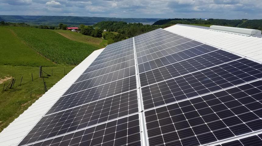 10.5 kW Roof Mount