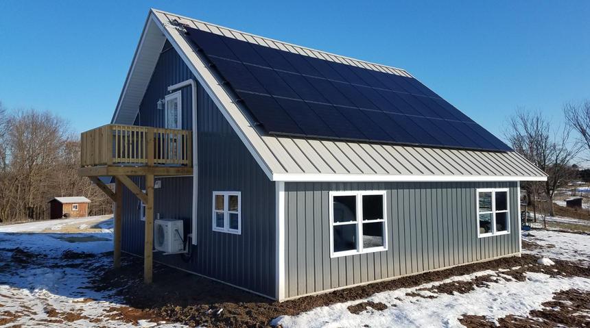 9.3 kW Roof Mount