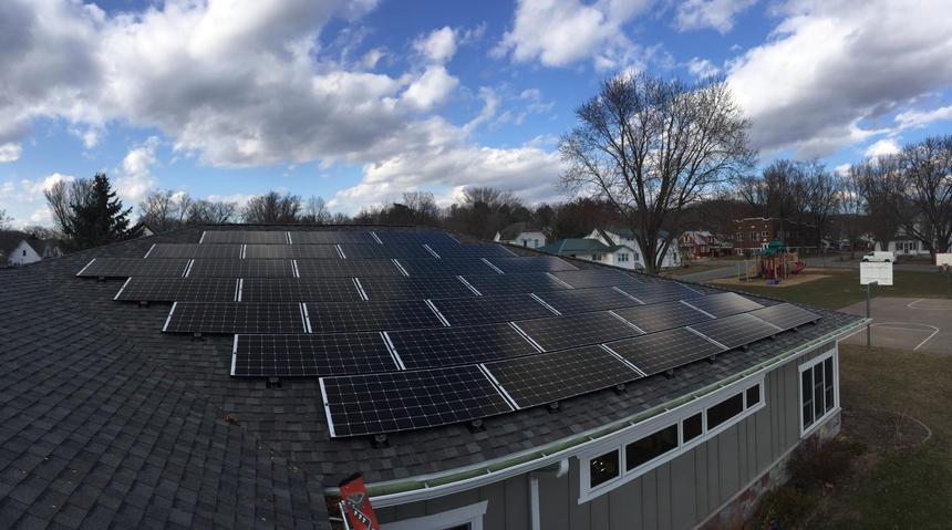 11.2 kW Roof Mount