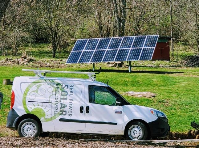 5.3 kW Ground Mount