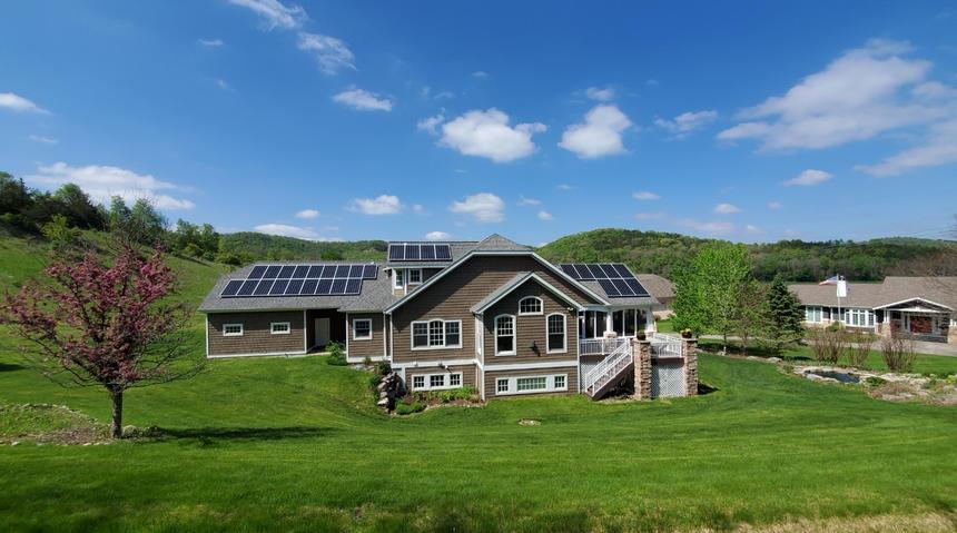 11.4 kW Roof Mount