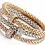 Thumbnail: Urbyn Pave' Bracelet Set