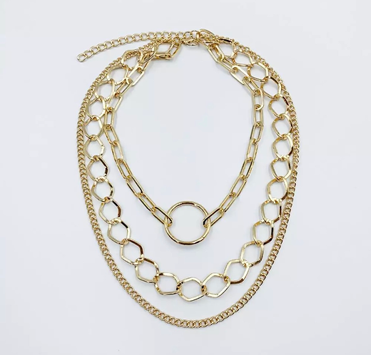 The Sabra Necklace