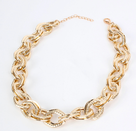 Tanner Chain Necklace