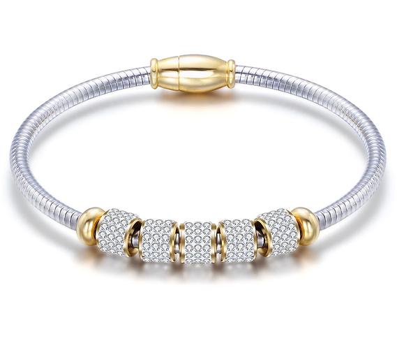 Shimmering Shannon Bracelet