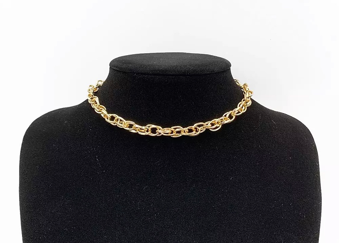 The Hurley Chain Necklace & Bracelet