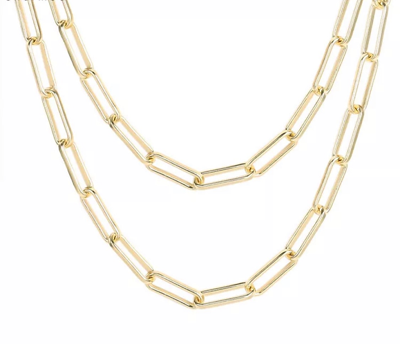 Adelaide Chain Necklace