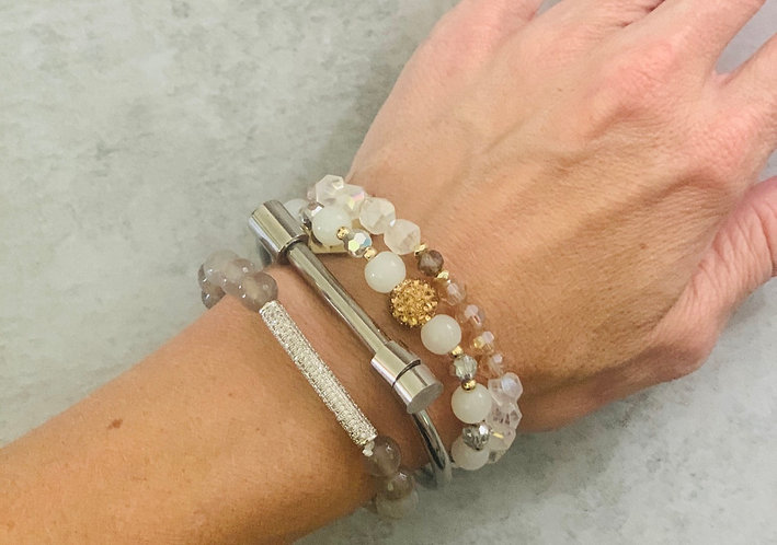 The Laurel Bracelet Collection